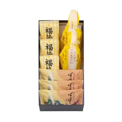 冬のくらづくり銘菓撰 (1) 商品内容