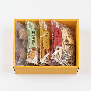 芋百芸 4袋入 商品内容