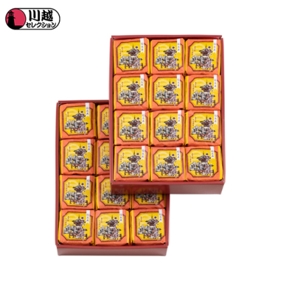 長寿 らかん餅 24個入(2段) 商品内容