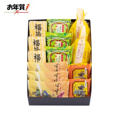 お年賀ギフト 冬のくらづくり銘菓撰 (2) 商品内容