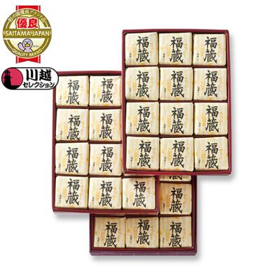 お歳暮ギフト 福蔵  36個入(3段) 商品内容