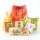 お楽しみ袋 もみじ巾着(オレンジ) 商品内容